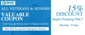 Veteran and Seniors Coupon